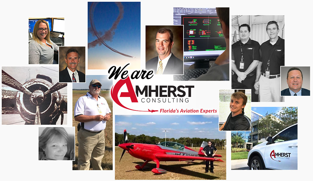 Amherst Consulting Team collage