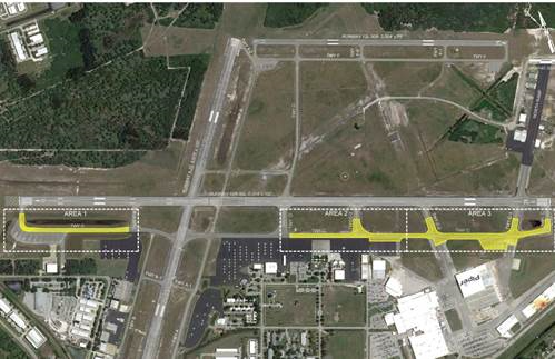 Taxiway C Rehabilitation, Vero Beach Regional Airport