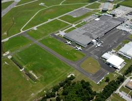 Airside Center Apron Rehabilitation, Taxiway E1 Improvements at Lakeland Linder Regional Airport by Amherst Consulting