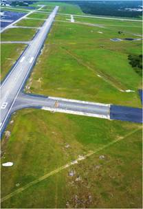VRB Taxiway E Extension and Rehabilitation North Apron